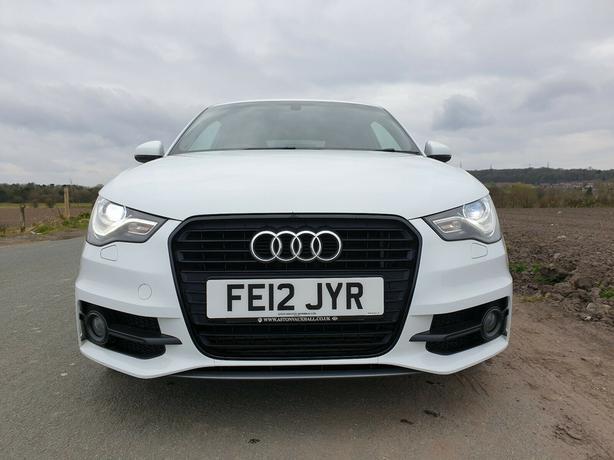 2012 Audi A1 2.0 tdi (143 bhp) S-Line Black Edition