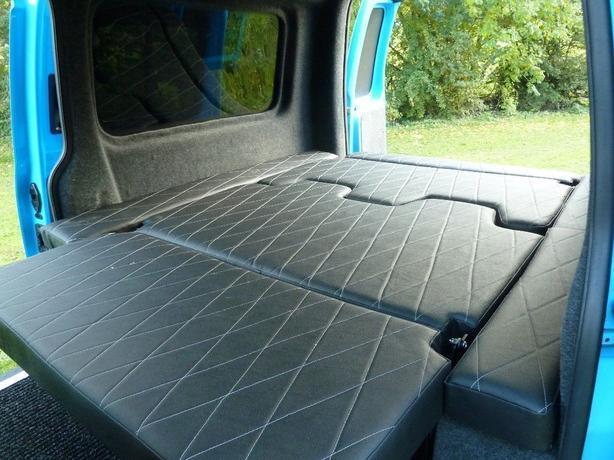 2013 VW CADDY 1.6 TDI C20 CAMPER KOMBI Van