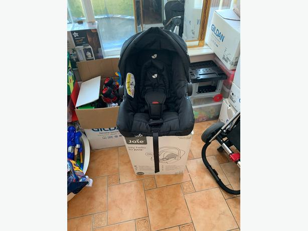 Brand new jole 0+ car seat