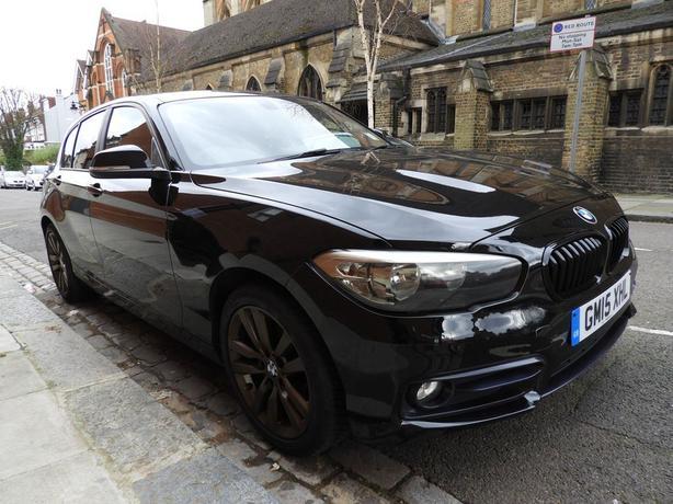 2015 BMW 1 SERIES 116D SPORT AUTO