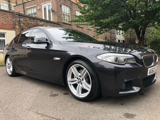 2012 BMW 5 Series 2.0 520D M SPORT