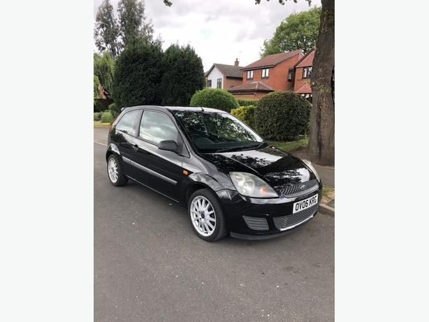 Ford Fiesta Style Climate 1.25