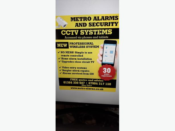 Alarms & cctv install  PHONE NOW 07904317150 FREE QUOTES & ADVICE