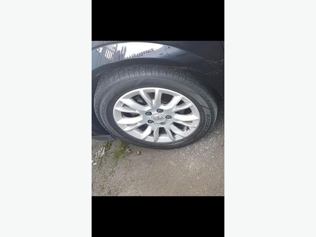 sri 16inch alloys with tyres nearly mimt condition