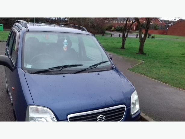 suzuki wagon R 2003 12 months mot