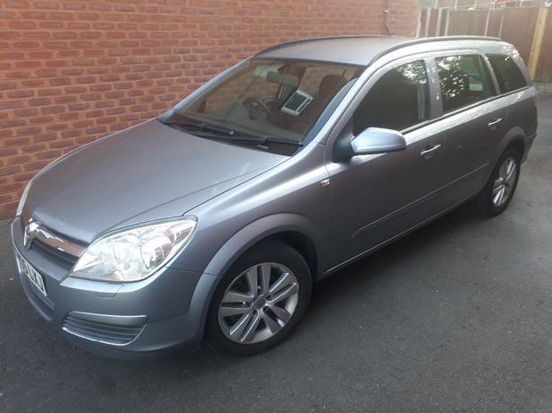 Vauxhall Astra h cdti 1.7