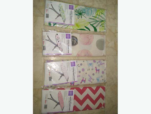 Brand New Ironing board covers 5 each