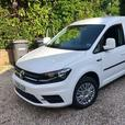 VW Caddy 1.6 TDI C20 CR Trendline 2016