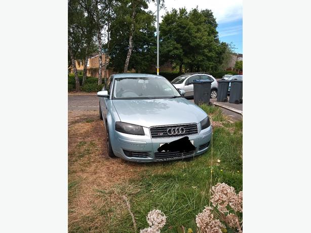 audi a3 1.6petrol special edition