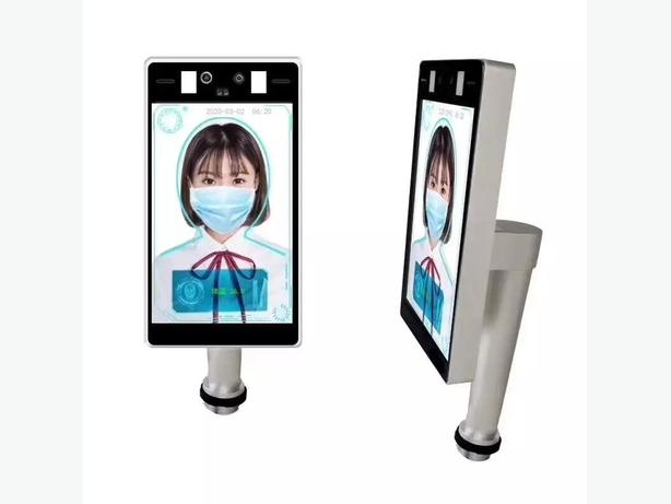 Thermal Face Recognition Security Camera Tablet
