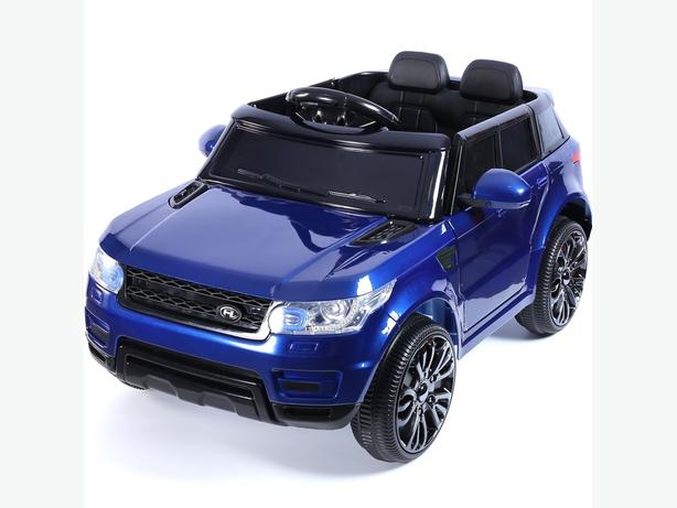 · BLUE 12V RANGE ROVER HSE Style  Ride On 1-4 years