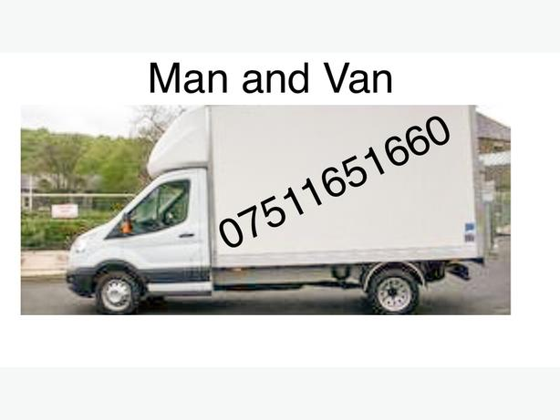 MAN AND VAN HIRE REMOVALS DELIVERY CHEAP 24/7 CITY CENTRE