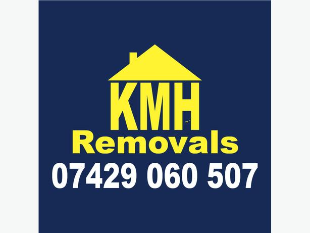 KMH Removals - Man with a Van