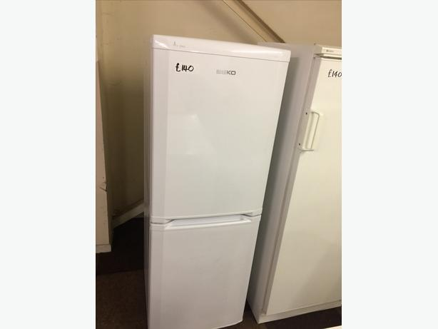 🔥🔥 BEKO FRIDGE FREEZER WITH GENUINE GUARANTEE
