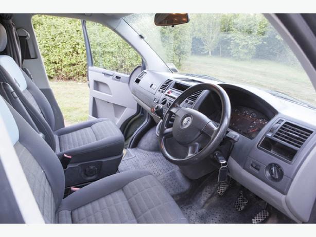 VW Transporter 2009