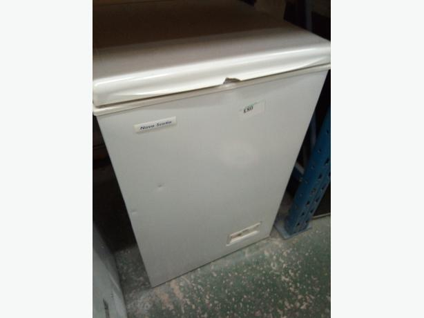 Nova Scotia small chest freezers with 3 months warranty