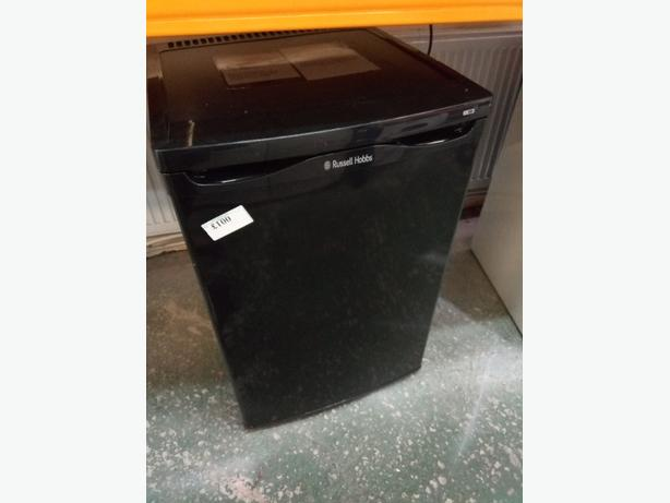 Russell Hobbs small freezer 3 months warranty at Recyk