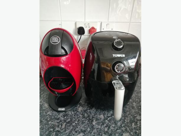 Tower air fryer /coffee machine
