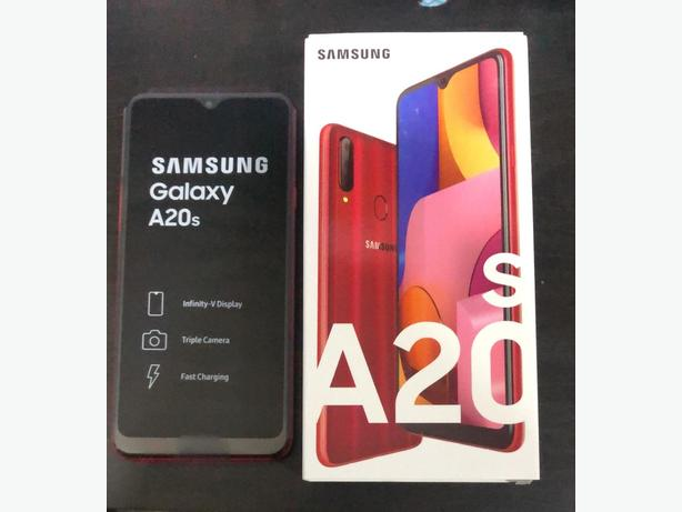 SAMSUNG GALAXY A20S NEW BOXED - FEW LEFT‼️