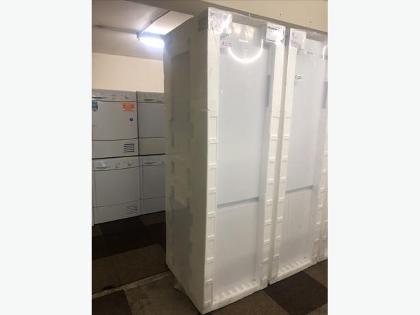 HISENSE NEW BOXED WHITE 2M TALL FRIDGE FREEZER WITH GUARANTEE 🔥🔥