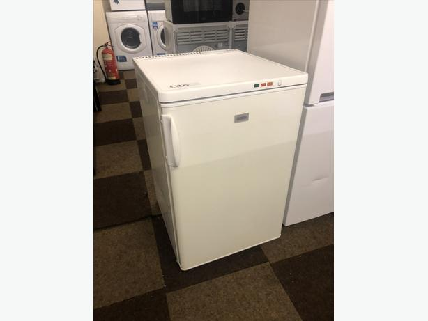 ZANUSSI UNDER COUNTER FREEZER IN WHITE WITH GUARANTEE 🔥🔥
