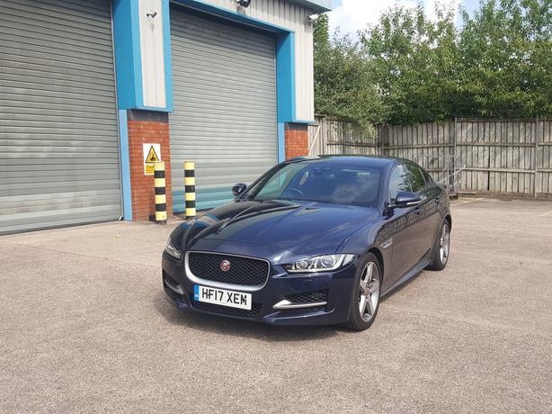 Jaguar XE R-Sport Diesel, Automatic, fully loaded, FSH, hpi clear