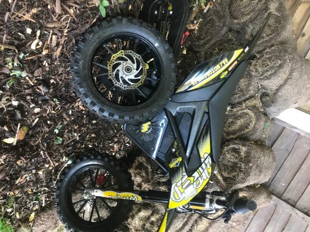 500w eletric bike