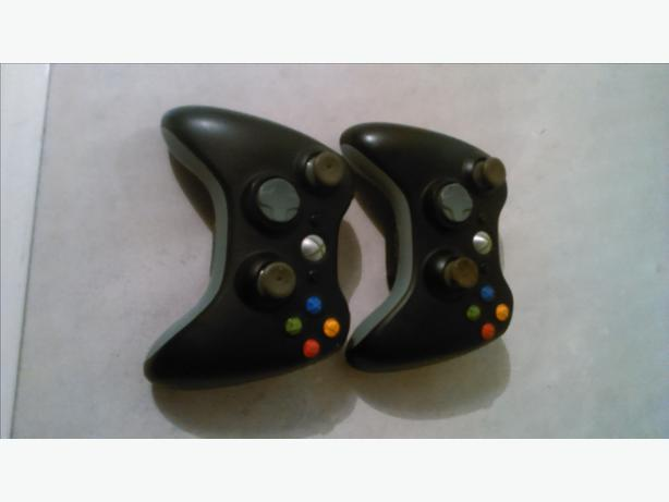 xbox 360 controllers 2 for £12 bargain