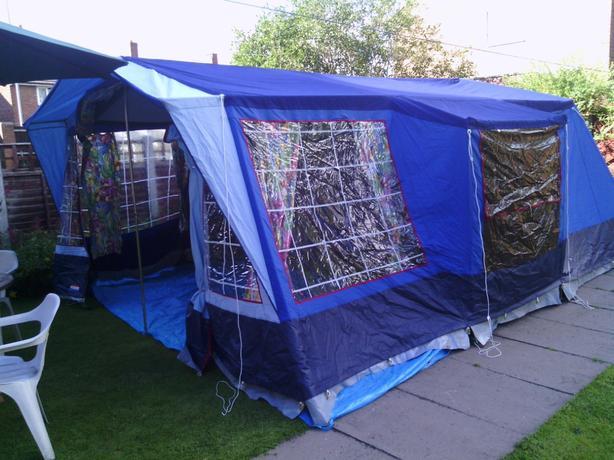 Cabanon  6 Berth tent