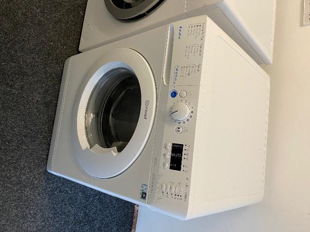 indesit washing machine-used fully serviced