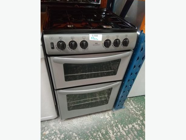 New world gas cooker 55 cm with 3 months warranty
