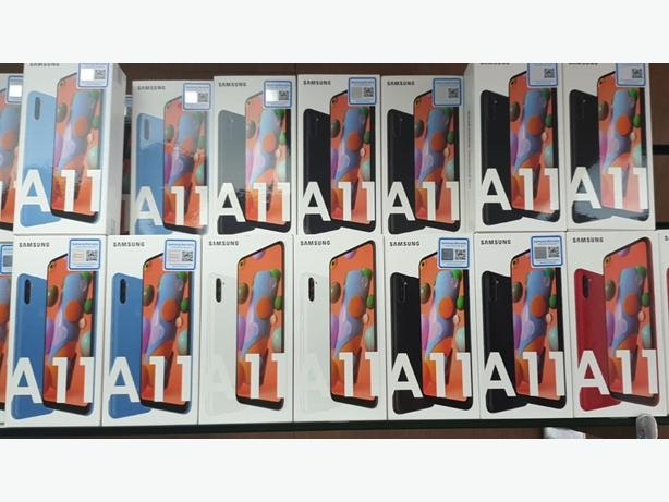 BRAND NEW SAMSUNG GALAXY A11 BOXES - UNLOCKED TO ANY NETWORK - FEW LEFT‼️
