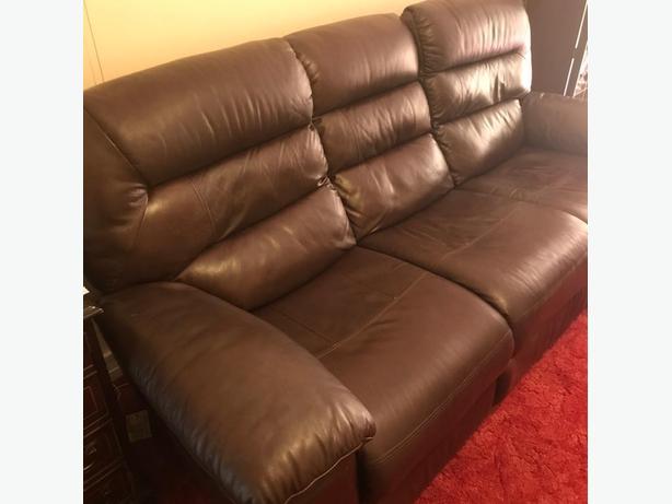 double recliner