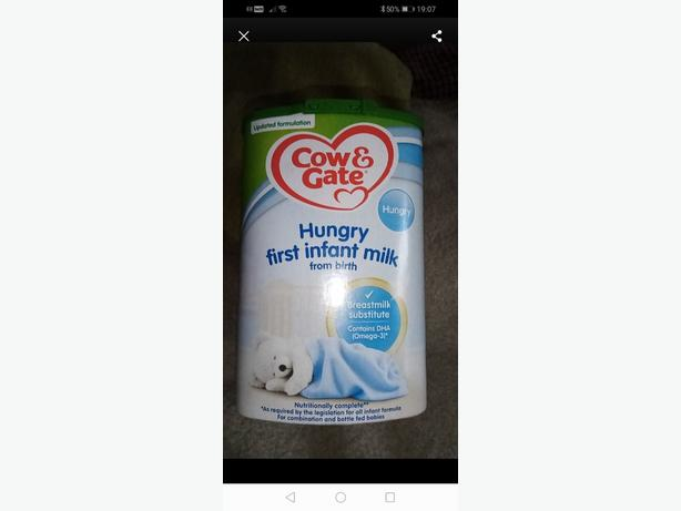 Cow & Gate Baby Milk