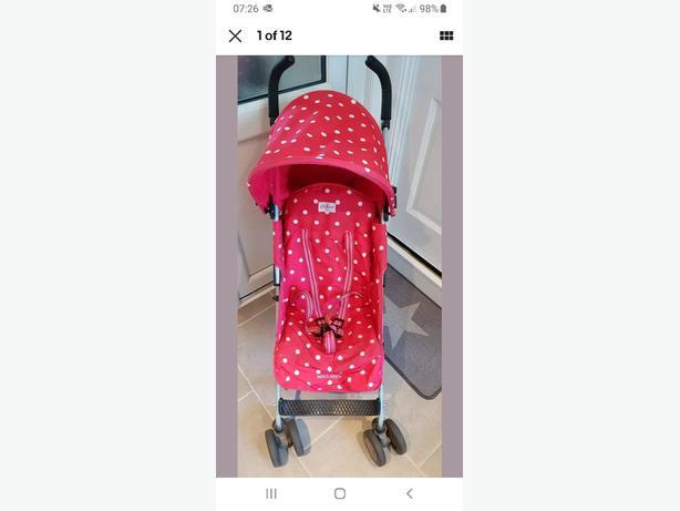 Maclaren quest cath kidston pushchair buggy stroller