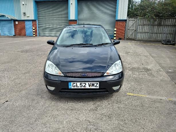 ford focus taken in part ex £475.00 no offers