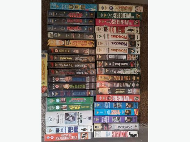 VHS cult movies