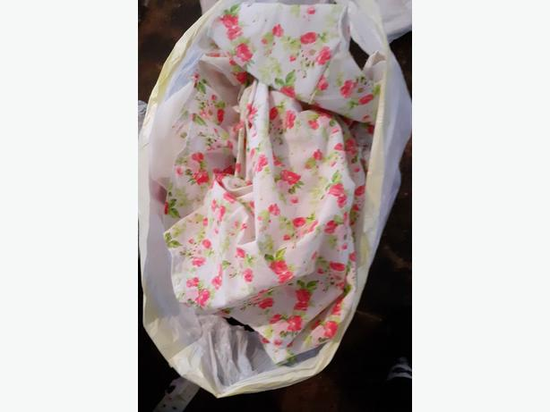 bag of ladies clothes