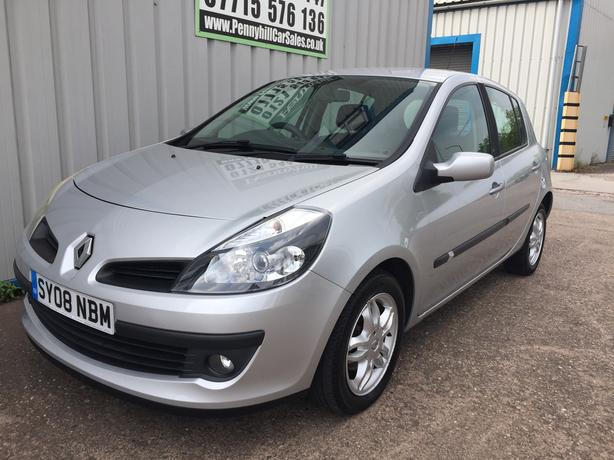 2008 Renault Clio 1.2 TCE Dynamique *FULL SERVICE HISTORY* *12 MONTHS MOT*