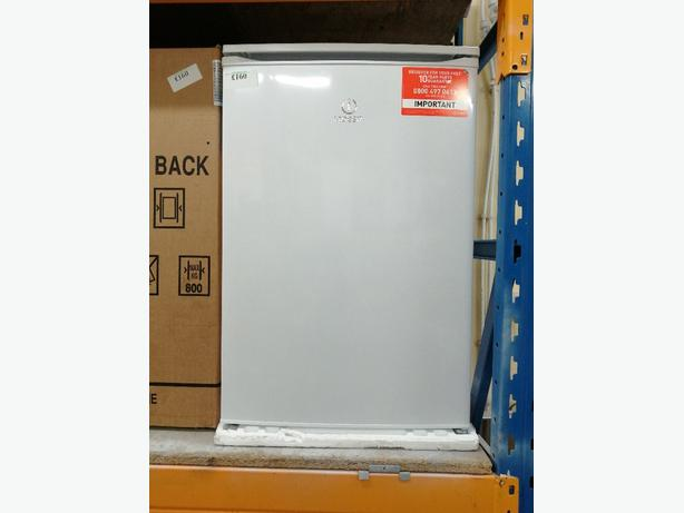 Indesit brand new boxed Fridges with mini ice box in stock with 1 year warranty