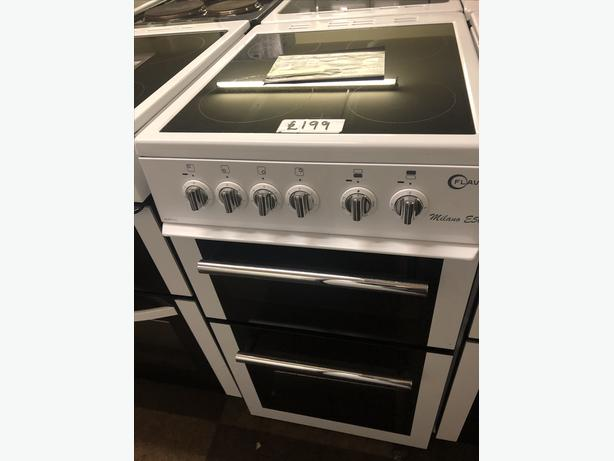 PLANET 🌎 APPLIANCE-NEW GRADED FLAVEL ELECTRIC COOKER 🇬🇧🇬🇧