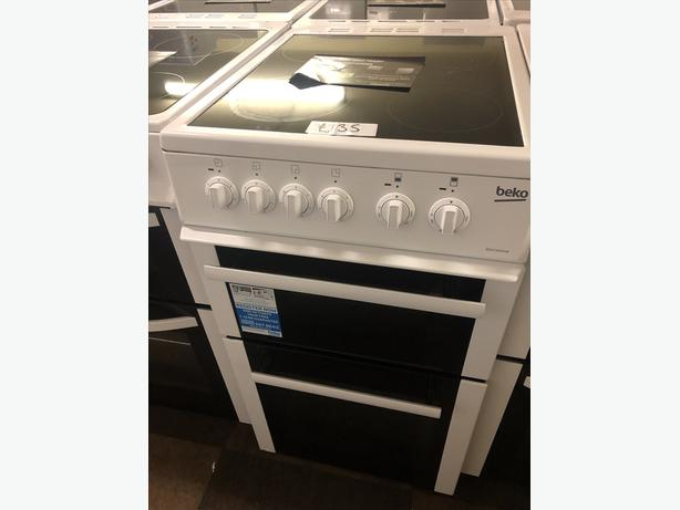 PLANET 🌍 APPLIANCE- BUSH 50CM ELECTRIC COOKER WITH GUARANTEE