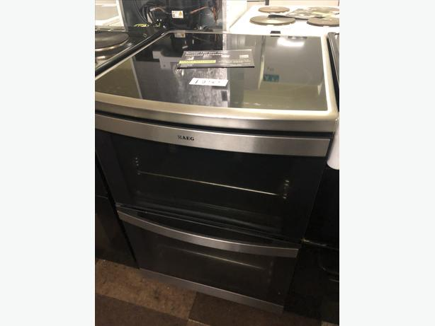 PLANET 🌍 APPLIANCE- AEG TOUCH PANEL ELECTRIC 60CM WIDE COOKER