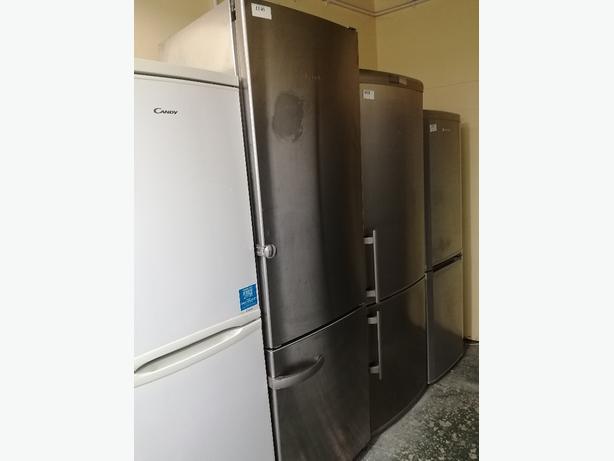 Miele fridge freezer with warranty at Recyk Appliances