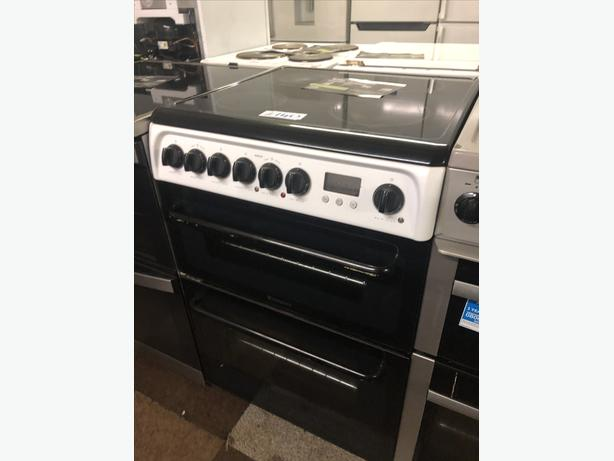 HOTPOINT 60CM ELECTRIC COOKER WITH GUARANTEE 🇬🇧🇬🇧