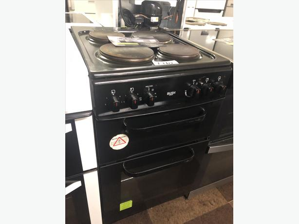 BLACK BUSH ELECTRIC COOKER 50CM WITH GUARANTEE 🇬🇧🇬🇧