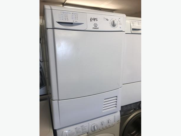 INDESIT 7KG LOAD CONDENSER DRYER WITH GUARANTEE 🇬🇧🇬🇧