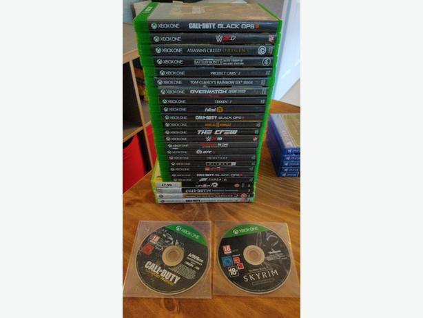 xbox 1 1s games