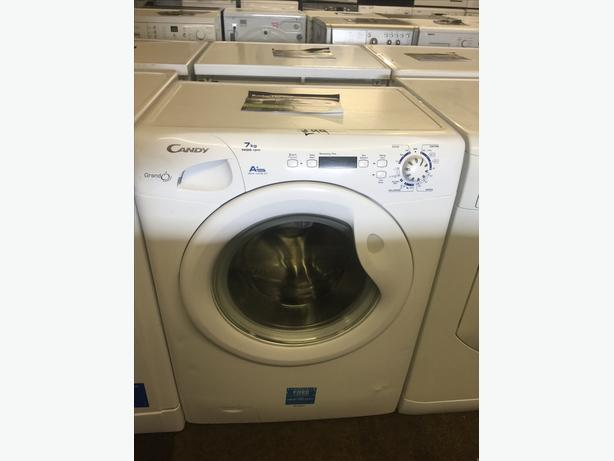 🔥🔥 CANDY 7KG LOAD WASHING MACHINE WITH 3 MONTHS GUARANTEE 🔥🔥