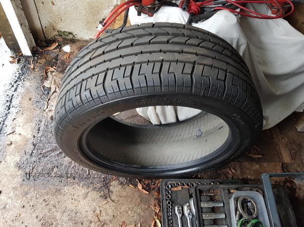 17inch pirelli zero tyres